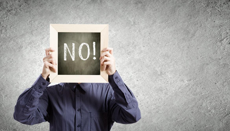 """Jak prawidłowo używać słowa """"nie""""."""