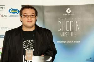 premiera Chopin Musi Umrzeć w Londynie