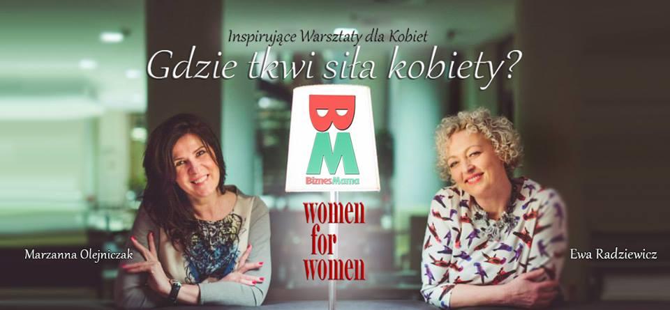 Gdzie tkwi siła kobiety?