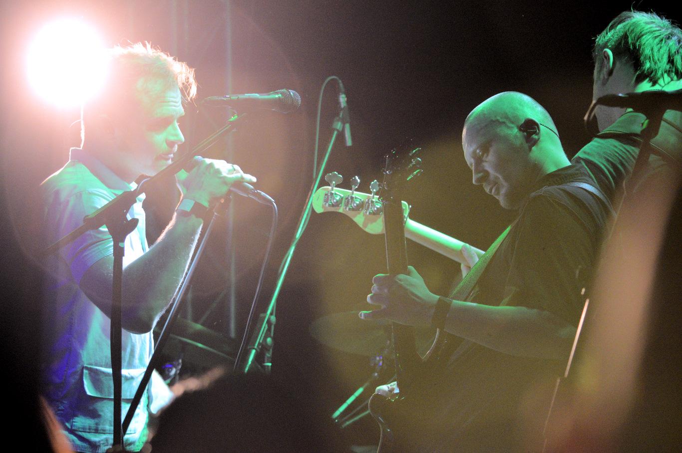 Energetyczny show – koncert Coma w Newcastle.