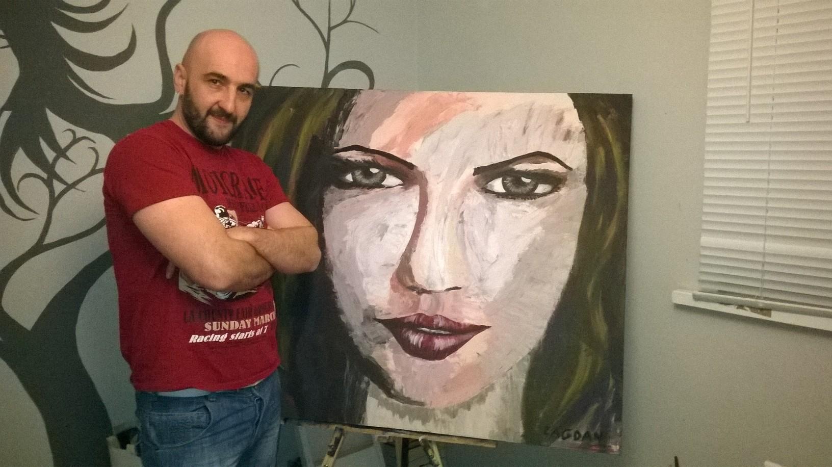 Mega pozytywny i mega kreatywny! – Andrzej Zagdan