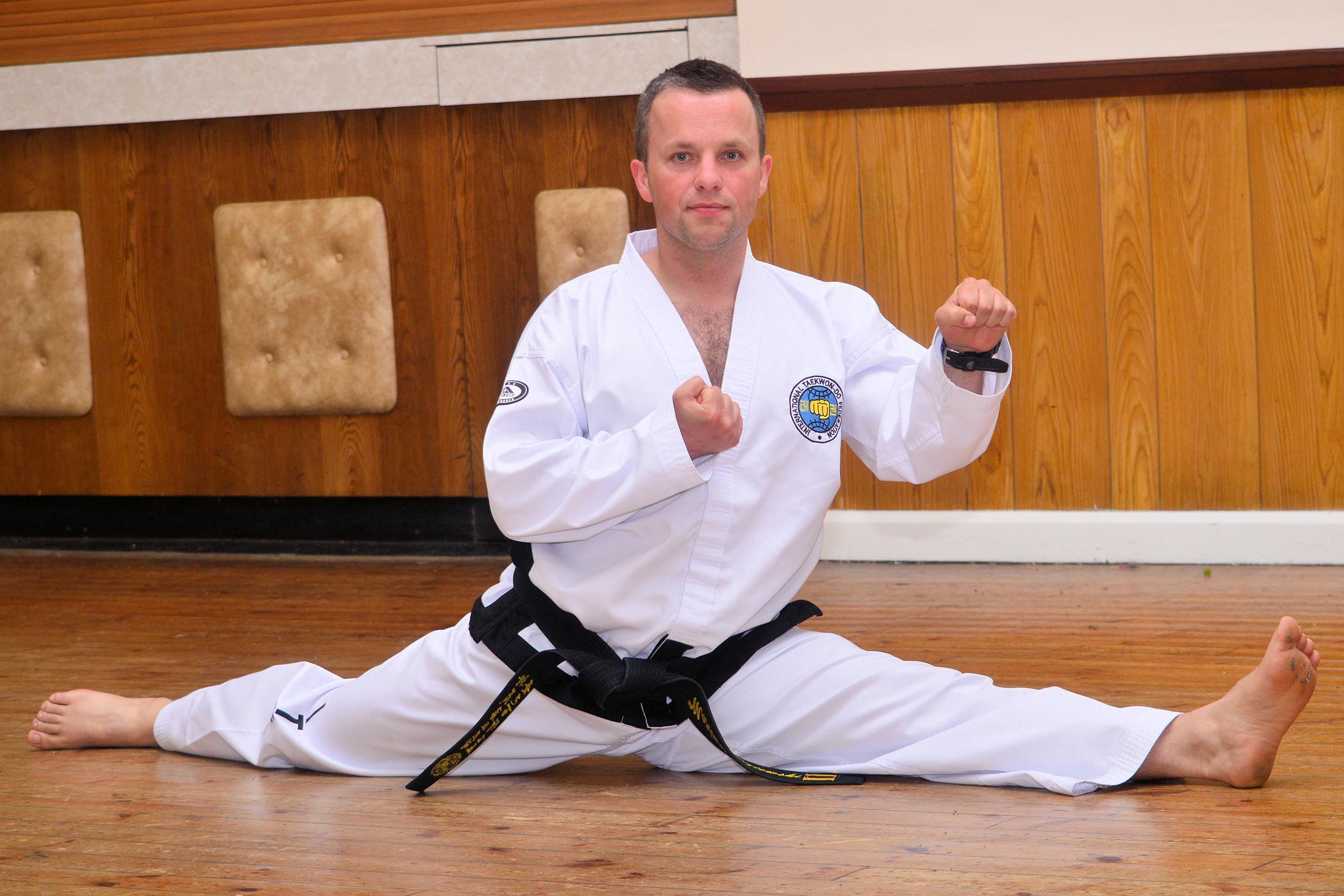 Opanowany i wytrwały – Mariusz Biziewski – rozmowa z założycielem polskiej szkoły ITF Taekwondo w Newcastle upon Tyne.