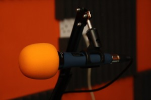 mikrofon - polskie radio oxford
