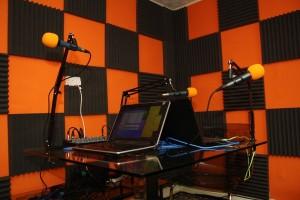 studio - polskie radio oxford