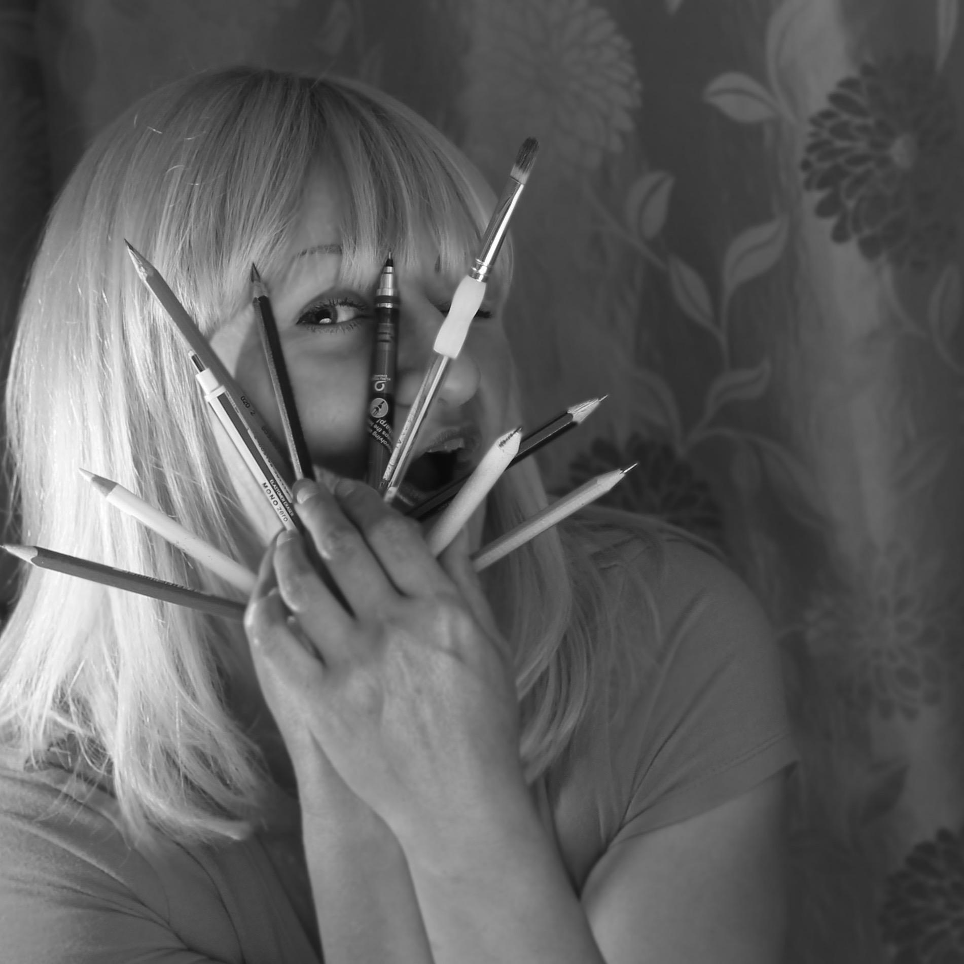 Asia i jej zaczarowane ołówki, czyli rozmowa z Joanną Kleger-Rudomino