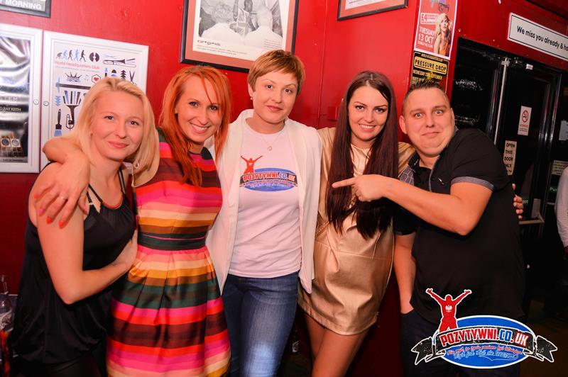 Kolejna Mega Pozytywna Polska Noc w Newcastle za nami – fotorelacja!