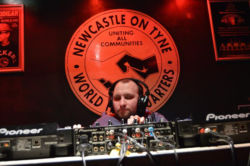 Pozytywna Polska Impreza w Newcastle upon Tyne!!! 8.04.16 World Headquarters!