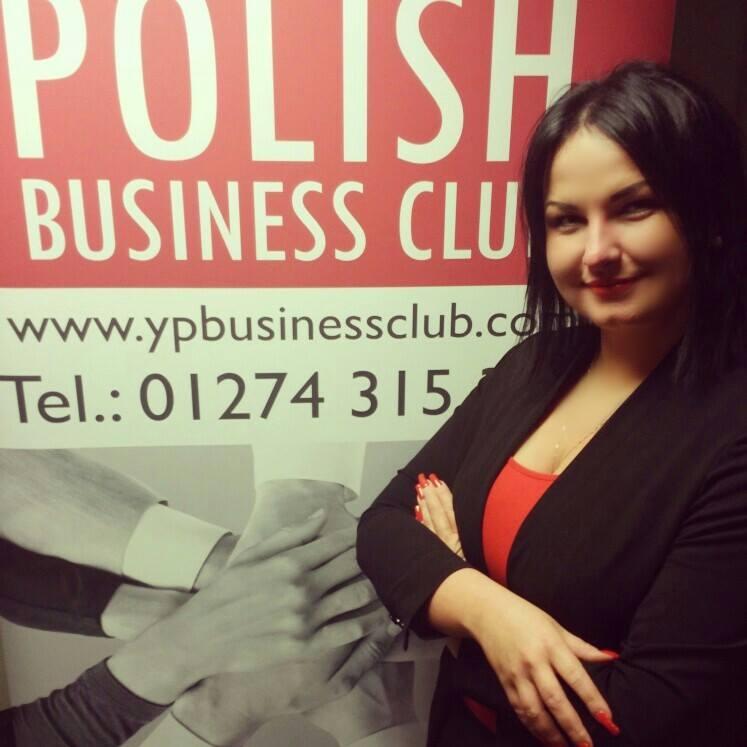 Polska Biznes Woman w brytyjskim świecie.