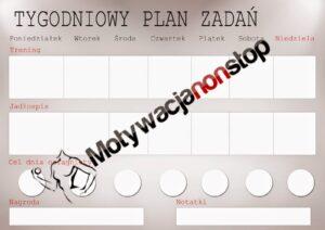plan tygodniowy-mo