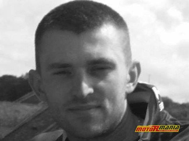 Pomożecie zorganizować pogrzeb tragicznie zmarłego polskiego motocyklisty?