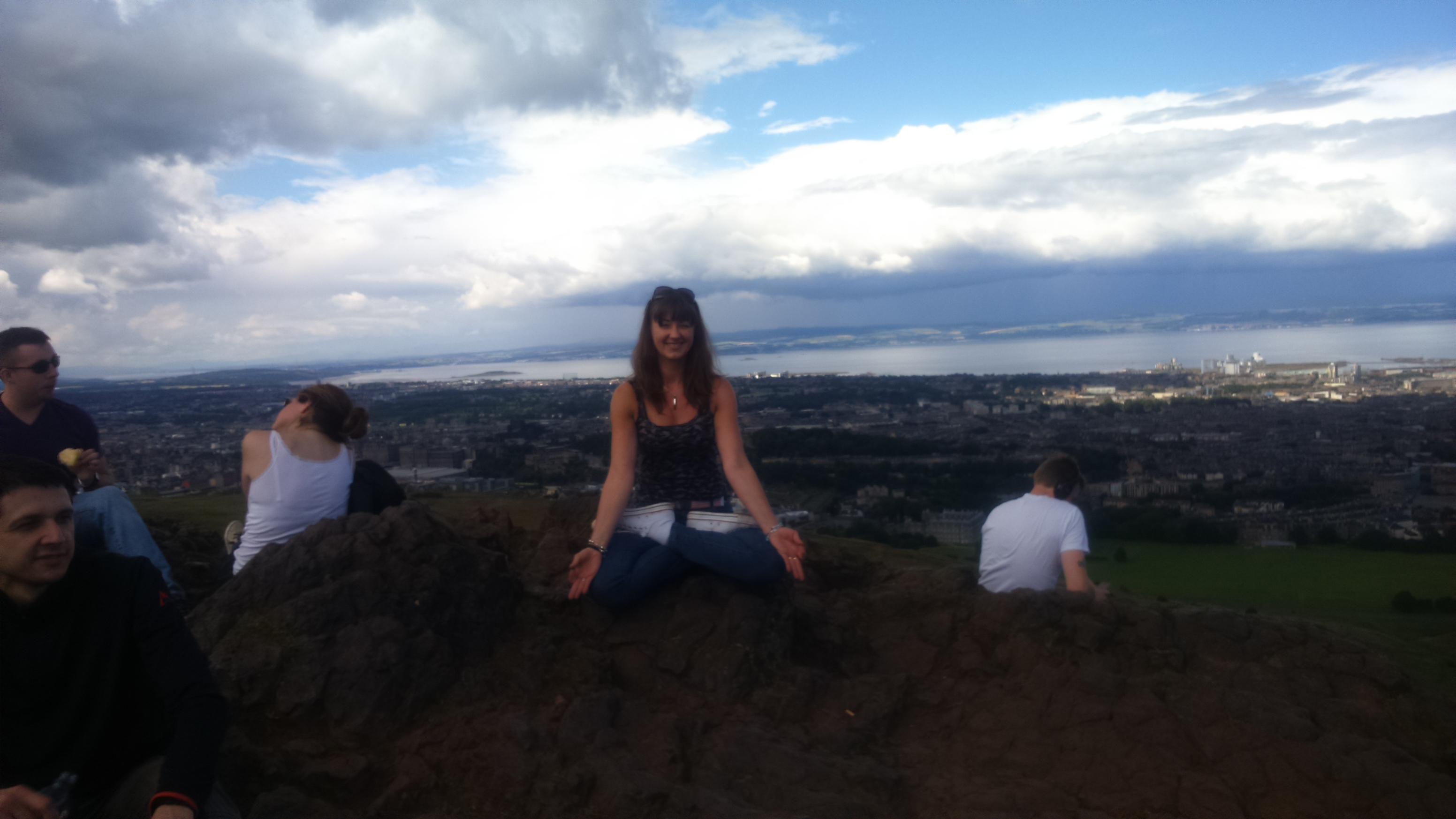 Izabela Bysiak i jej sposób na udane życie. Czyli jak Yoga pomaga być szcześliwym!!!